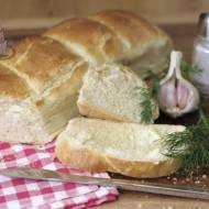 Chleb pszenny z chrupiącą skórką – prosty przepis.