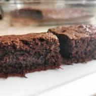 Brownie z cukinią.