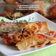 Zapiekane naleśniki po meksykańsku (z mięsem mielonym)