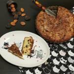 Drożdżowe ciasto morelowe