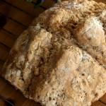 Chleb na maślance i sodzie