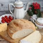 Chleb pszenny – najłatwiejszy przepis