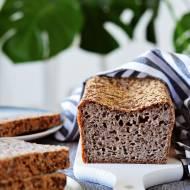 Chleb zkaszy gryczanej niepalonej – bezglutenowy