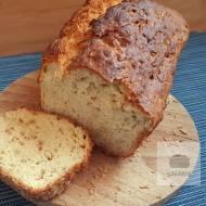 Błyskawiczny chleb bez drożdży i zakwasu