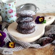 Ciasteczka czekoladowe na białkach