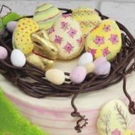 Jak wykonać czekoladowe gniazdo?