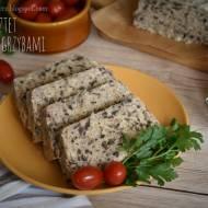 Pasztet z fasoli z grzybami – kuchnia podkarpacka