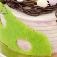 Sugar sheet, czyli ozdoba cukrowa do dekoracji.