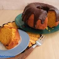 Brazylijskie ciasto marchewkowe - baba marchewkowa - Bole de Cenoura