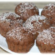 Najprostsze muffinki czekoladowe