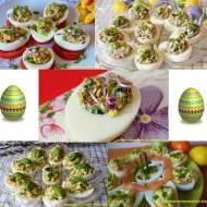 7 pomysłów na faszerowane jajka