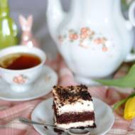 Ciasto porzeczkowo-serowe