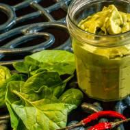 Wegański majonez z awokado w 5 minut