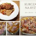 Kurczak na ryżu — szybki i prosty przepis na danie obiadowe
