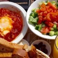 Szakszuka – śniadanie z Izraela