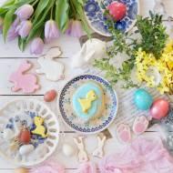 Wielkanocne ciasteczka last minute