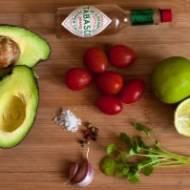 Guacamole- meksykańska pasta z awokado