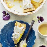 Wielkanocny sernik cytrynowy z lemon curd