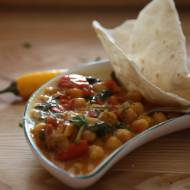 Wegetariańskie curry, pycha