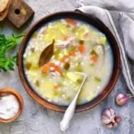 Zupa Ogórkowa – przepis