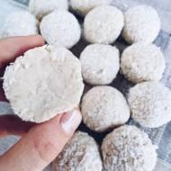 Trufle z białej fasoli