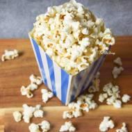Domowy popcorn – 3 smaki!