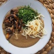 Najlepsza na świecie zupa pieczarkowa