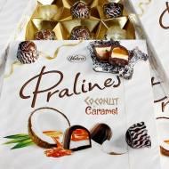 Praliny Coconut & Caramel od Vobro - recenzja
