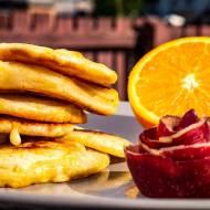Racuchy z jabłkami z przepisu babci