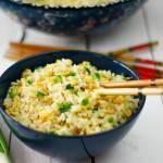 Smażony ryż z jajkiem po chińsku