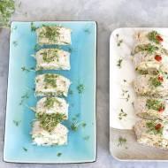 Roladki z tortilli z jajkiem i awokado w dwóch wersjach