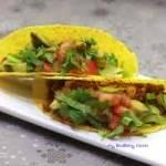 Pyszne tacos z wołowiną