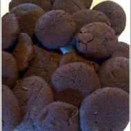 Ciasteczka czekoladowe z kakao
