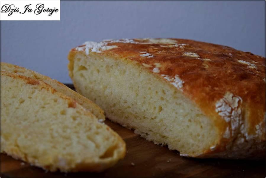 Chrupiący Chleb z Garnka