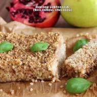 Jaglany jabłecznik (bez cukru, tłuszczu)