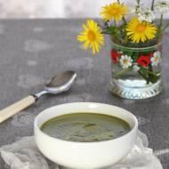 Brokułowa zupa krem dla dzieci