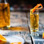 Domowy likier pomarańczowy