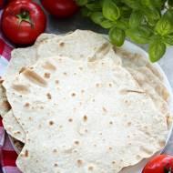 Domowa tortilla pełnoziarnista – przepis