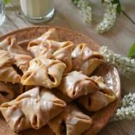 Sakiewki z jabłkami - kuchnia podkarpacka