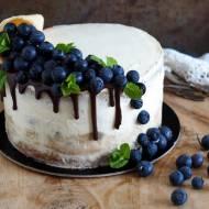 Tort kawowo-śmietankowy