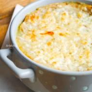 Zupa cebulowa z chrupiącą serową grzanką