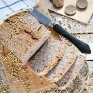 Chleb z kaszy gryczanej (bez mąki, drożdży i zakwasu)