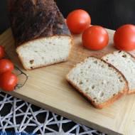 Chleb na dzikich drożdżach wyhodowanych w domu