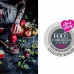Jakie to uczucie zostać najlepszym fotografem na świecie? |  Pink Lady Food Photographer of the Year 2020