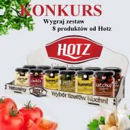Konkurs Wygraj zestaw 8 produktów od Hotz