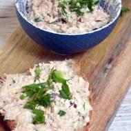 Pasta z tuńczyka, pasta tuńczykowa