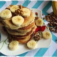 Placuszki bananowe