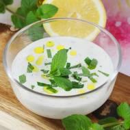 Sos jogurtowy