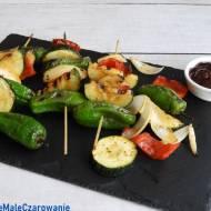 Warzywne szaszłyki