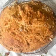 Chleb pszenny z gara